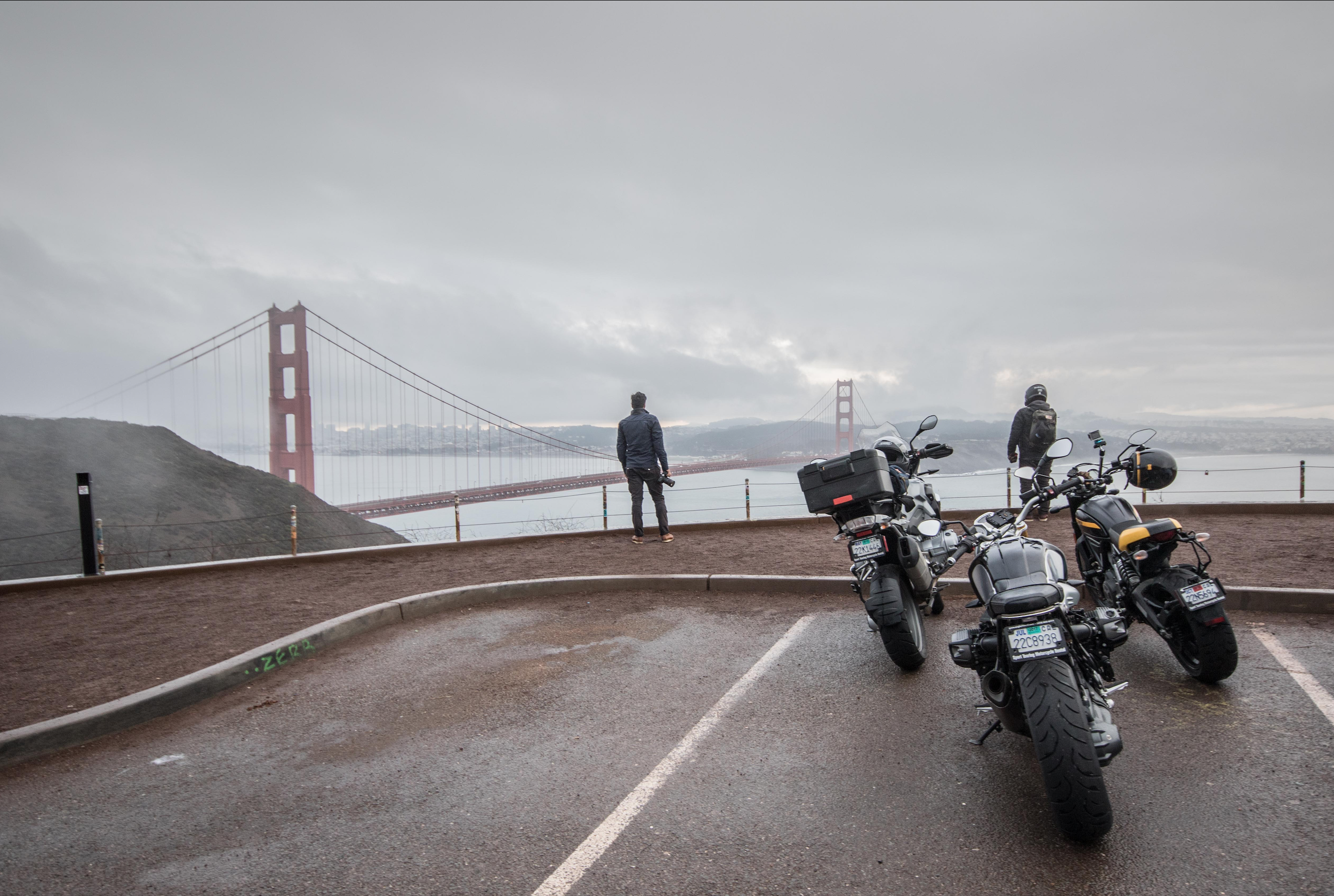 pacific coast highway photo essay  we only had 48 hours so we flew into the city rented three motorcycles got rained on for about 6 hours but we left a memorable experience