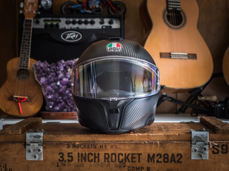 Product Review: AGV SportModular Helmet First Impressions