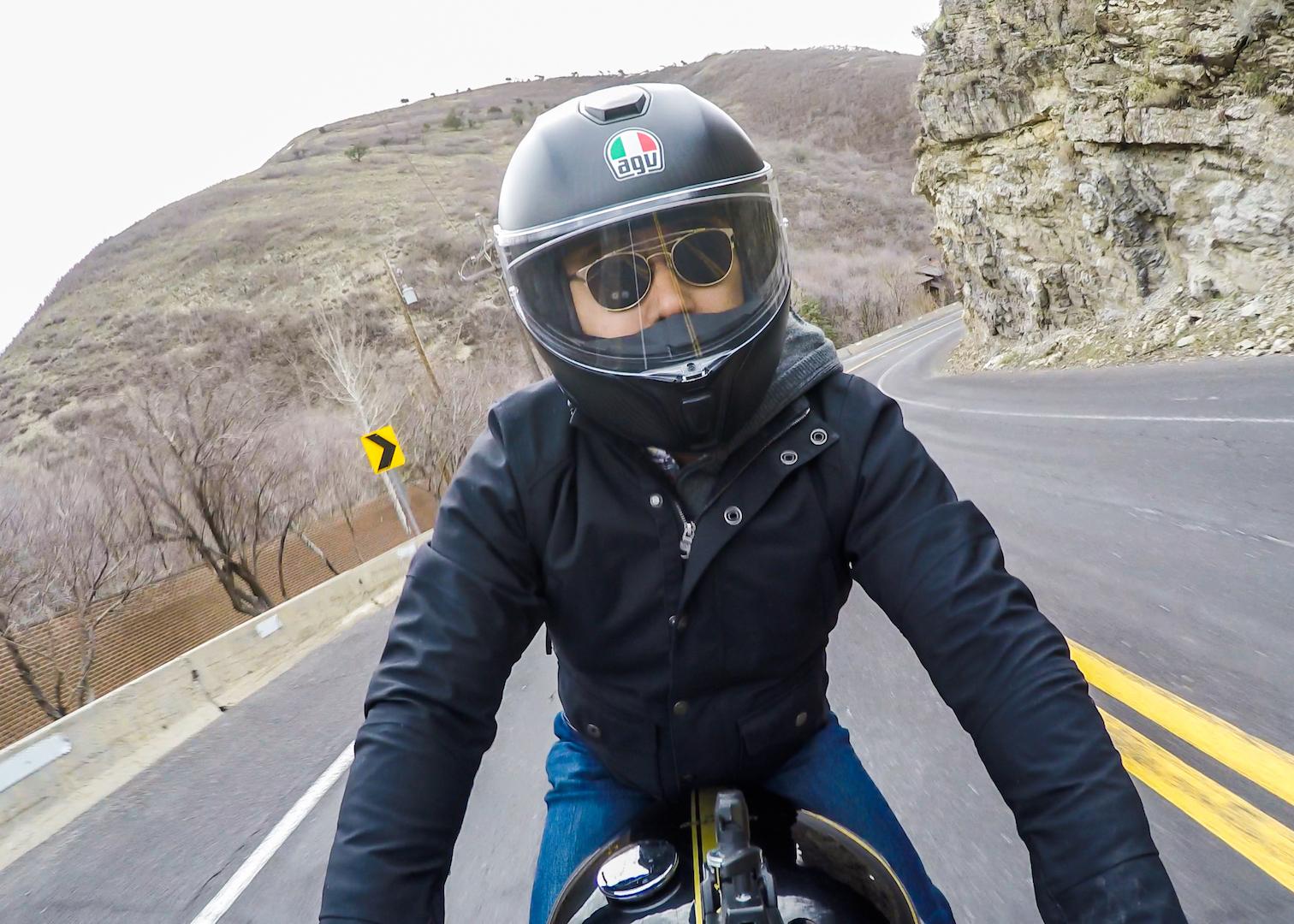 Agv Sport Modular Helmet First Impression Sideroist